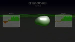 Mindball Game graphics modern